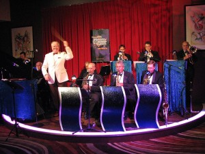 William Sackett's Dance Time USA Radio Orchestra will entertain at the Fireman's Ball.